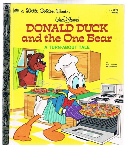 Donald Duck and the One Bear