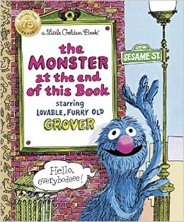 There's a monster book